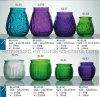Candle Jar / Candle Holder / Candle Bottle / T-Light Holder (color spray)