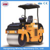2 Ton Hydraulic Ride on Double Drum Vibratory Road Roller