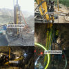 Hot Sale 400m Ore Deep Tunnel Drilling Rig