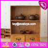 New Products Natural Wooden Desktop Shelf Organizer W08c174