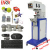 Single Color Pad Printing Machine for Fabric En-C125/1 Electric Products Promotional Gift