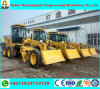 130HP Xjn Brand Hydraulic Motor Grader with Front Dozer and Rear Ripper