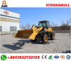 Hydraulic Wheel Loader 2000kg 1cbm Bucket Load 85kw Hydraulic Moving Type Wheel Loader Zl33 for Sale