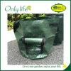 Onlylife PE Outdoor Vegetable Garden Planter Movable Grow Bag