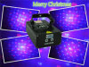Twinkling Rb 8 Gobo Christmas Light/Party Lights
