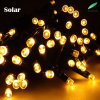 Solar LED Fairy String Light for Holiday Decoration