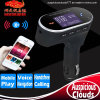 AC-2026 Multi-Functions Bluetooth Transmitter Car FM MP3 Player with USB Charger