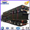 40-70 Tons Side Wall Cargo Utility Truck Tractor Semi Trailer