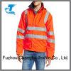 Men Safety Workwear Hi-Vis Reflective Jacket