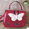 Famous Brand Tote Bag Butterfly Decorated Bags Europe Style Lady Hand Bag with Cheap Price Sy8668