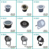 Waterproof IP67 Garden LED Inground Light