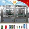 Manufacturers Price Glass Bottle 3-in-1 Beer Filling Machine with Working Principle