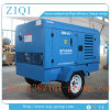Ziqi Portable Diesel Screw Air Compressor 22kw-336kw Diesel Compressor Air Tank Air Dryer