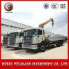 Telescopic Boom Truck Crane JAC 10ton Truck Mounted Crane, 10 Ton Truck with Crane