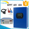 MPPT 12V/24V/48V 60A RS232-Port Solar Power Controller Smart1-60A