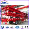 3 Axle Container Cargo Transport Semi Truck Trailer
