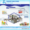 Automatic Sleeve Label Applicator for Water, Juice Bottles