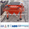 45cbm Jetty Industrial Mobile Hopper with Wheel