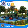 Outdoor Children Plastic House Amusement Park