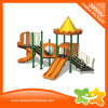Wholesale Playground Tube Spiral Slide Kids Outdoor Play Sets 2017