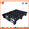 Heavy Duty Black Warehouse Plastic Grid Storage Trey Pallet (ZHp21)