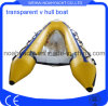 Transparent Floor Inflatable Boat Rib