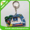 Promotional Gifts Photo Frame Soft PVC Rubber Keychain (SLF-KC090)