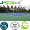 Acrylic Tennis Court with Artificial Grass Coat
