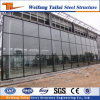 Multi Storey Prefab House of Steel Structure Building Exhibition Hall Construction Projects Multilayer
