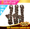 2016 Hair Braid 100% Yaki Kanekalon Jumbo Braid Synthetic Hair Extension Wholesale Lbh 046