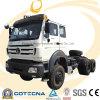Africa Markets Northbenz Beiben 6X4 380HP Tractor Truck