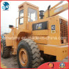 38.2~43.6km/H Front-Discharge Made-in-2006 20ton Yellow-Paint Used Caterpillar 966e Wheel Loader