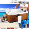 2015 New Design Indoor Portable Massage Bathtub