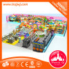 Kids Educational Soft Play Fort Indoor Playground Equipment