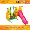 Indoor Kids′ Bird Slide Plastic Toys/Playsets (PT-034)