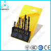9-Piece Wood, Masonry & HSS Combination Drill Bit Set