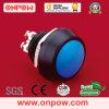 Onpow Push Button Switch (GQ12B-10/A-B, 12mm, CE, RoHS Compliant)