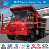 Heavy Duty Sinotruk Hova 70ton Mining Dump Truck