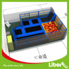 Commercial Indoor Trampoline Plaza for Adults and Teenager