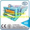 High Speed Following Cutting Glazed Roofing Tile Roll Forming Machine Roof Sheet Roll Forming Machine