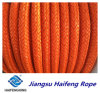 Polymer Polyester Double Strands of Rope Mooring Rope