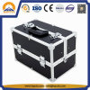 Carrying Professional Beauty Makeup Train Case with Trays (HT-1010)