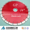 "Gp 14""*20mm Diamond Cutting Tools, Bridge Saw Blade"