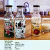 Glass Milk Bottle / Glass Juice Bottle