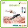 Full Color Digital Printed Microfiber Yoga Mat - Non-Slip