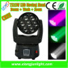 Mini LED Stage Light 7X12W LED Moving Head Light