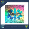 Custom Rainbow Genuine Color Security Seal Hologram Stickers