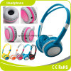 Blue Colorful Children Headphone for Music