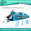 New Coming Ladies Feminine Hygiene Sanitary Napkins Machine for Over Night Use