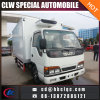 Isuzu Mico Size Refrigerated Box Van Truck Refrigeration Unit Truck